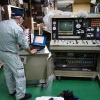 推進機械用制御盤製作・修理